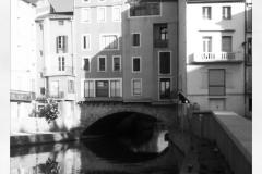 Narbonne. Le pont des Marchands