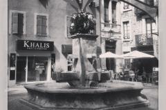 Narbonne. Place-des-Quatre-Fontaines