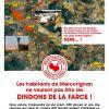 """Narbonnaise : Quand des """"dindons de la farce"""" posent un vrai problème de ménagement du territoire !"""