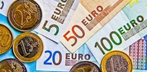 FRANCE : Billets de banque en euros.
