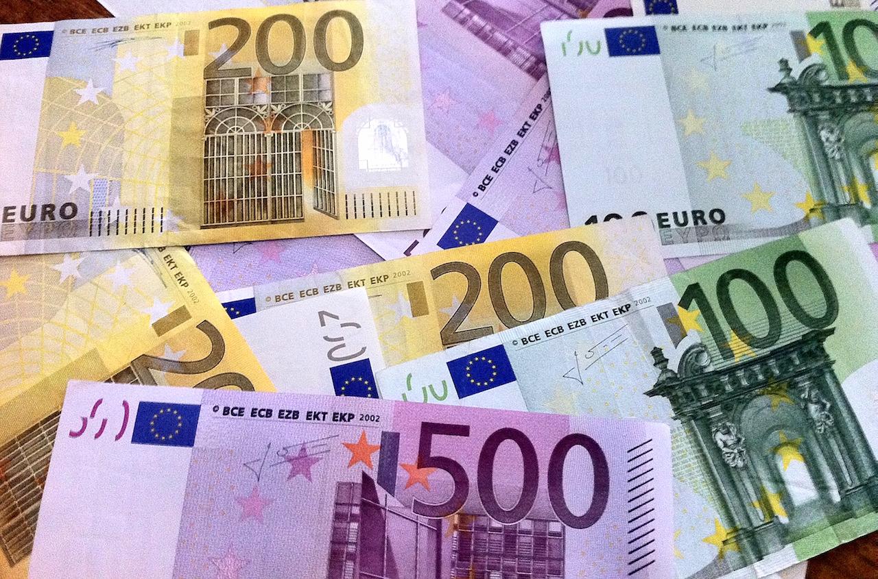 Billets-de-banque-Euro